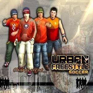 لعبة كرة الشوارع urban freestyle soccer 2020