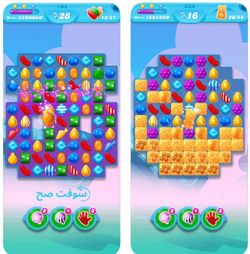 تحميل لعبة Candy Crush Soda Saga كاندي كراش صودا ساجا برابط واحد مباشر