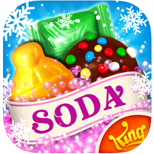 Candy Crush Soda Saga كاندي كراش صودا ساجا