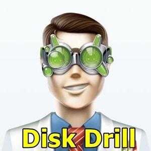 برنامج Disk Drill لإستعادة الملفات المحذوفة