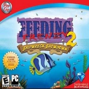 تحميل لعبة السمكة feeding frenzy 2