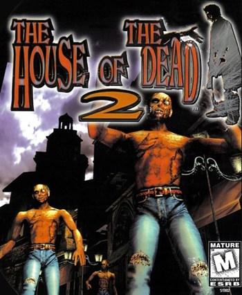 لعبة بيت الرعب the house of the dead 2