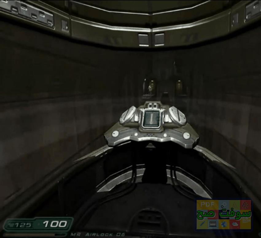 تحميل لعبة Doom 3 دووم 3 للكمبيوتر