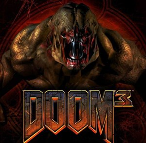 لعبة Doom 3 لعبة الرعب الجديدة