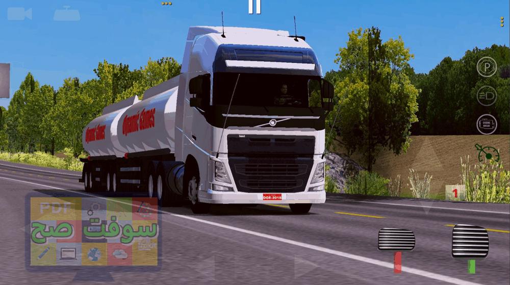 تنزيل لعبة الشاحنات للاندرويد